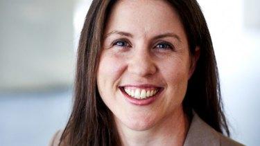 Nicolette Maury, Intuit Australia managing director.