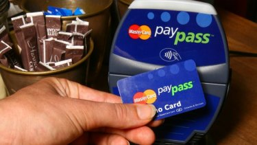 Victoria Police attributes the rise in deception cases to tap-and-go payments.