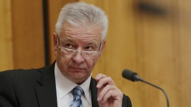 Concern: Senator Doug Cameron has called on the government to take security seriously.