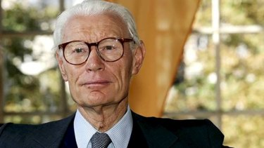 French entrepreneur Jean Claude Decaux has died aged 78.