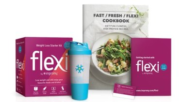 The Flexi Diet starter pack.