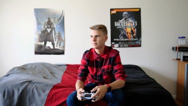Ethan Yorke, a high school junior in California, said an energy drink, G Fuel, helped him improve his home run average significantly on a baseball video game he plays.