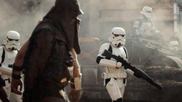 <i>Rogue One: A Star Wars Story</i>.