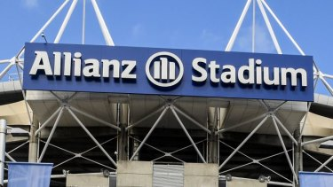 Sydney FC may have to pay $50,000 to cover up the Allianz logo that adorns their home stadium before their clash with Suwon Bluewings.