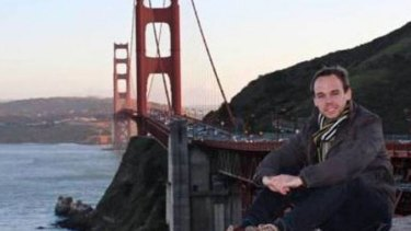 A photo taken from Facebook shows Andreas Lubitz, co-pilot of the Germanwings Airbus A320 plane that crashed in the French Alps on Tuesday.