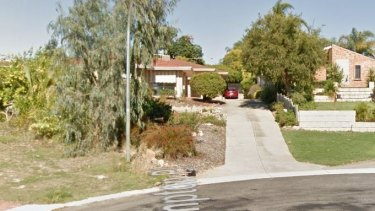 The elderly woman was found dead inside her Alexander Heights home on Brompton Place.