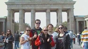 London, Paris? No, Berlin. Many schools now regard it as standard to organise overseas trips for students, even though some families can't afford it.