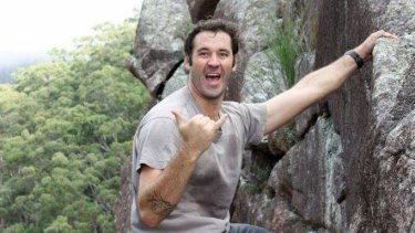 Clontarf auto-electrician Austin Desi, 35, plunged to his death in a paragliding accident on Sunday.