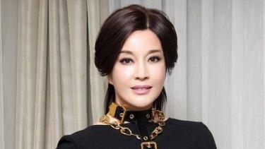 Chinese megastar Liu Xiaoqing.