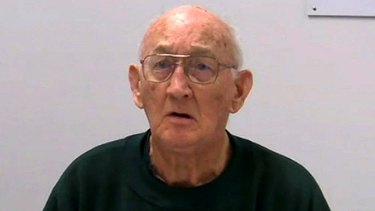 Paedophile priest Gerald Ridsdale is serving time in prison for sexual abuse.