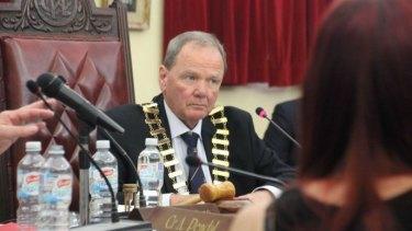Kalgoorlie-Boulder Mayor John Bowler has called for the cane to deter anti-social juveniles