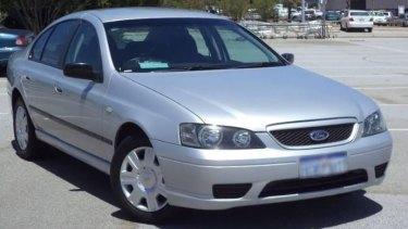 Police locate stolen car involved crime-spree across