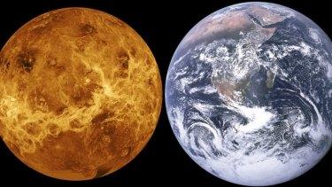 Venus was once an Earth twin.