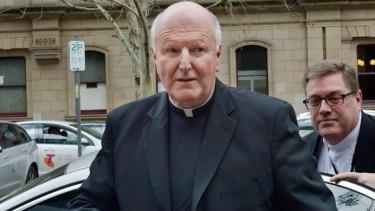 Archbishop of Melbourne Denis Hart.