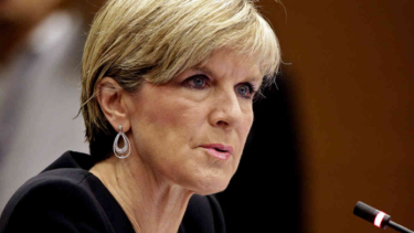 Foreign Minister Julie Bishop  says the government takes seriously its obligations regarding the safety and security of foreign diplomats.