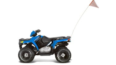 The Polaris Sportsman 110 is also subject to the national recall.