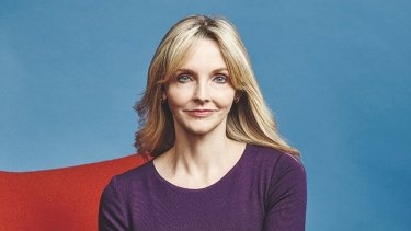 Kirstine Stewart says old-fashioned views about the role of women must be challenged.