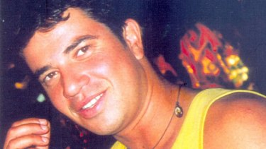 Brazilian Rodrigo Gularte, who was executed early this morning.