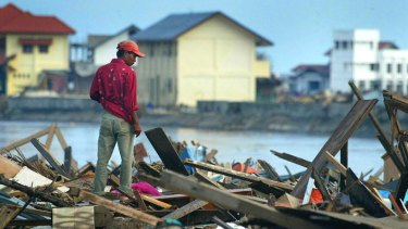 Aid established after the Boxing Day tsunami was due to expire.