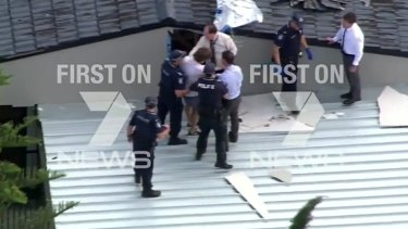 Police arrest a 23-year-old man in relation to the stabbing death of a 16-year-old on the Gold Coast.