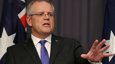 Business has largely welcomed Scott Morrison's first budget.