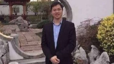 Lei Yang, who died in suspicious circumstances in police custody in May of this year.