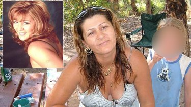 Chad Mitchell's wife, Iveta, was reported missing in 2010.