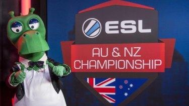 St George Bank announced it will sponsor ESL Australia.