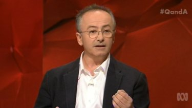 """""""Australians want a choice about what happens at the end of their life,"""": Andrew Denton."""
