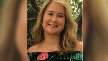 Claremont woman Jenni Oliver disappeared on Sunday.