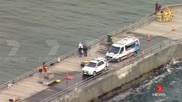 Two people have drowned at Mornington.