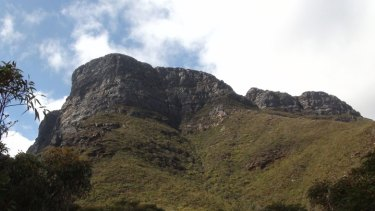 Bluff Knoll has one of the highest peaks in Western Australia standing at 1099 metres above sea level