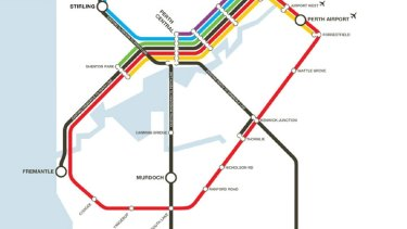 The proposed Metronet rail project could part of the city deal.