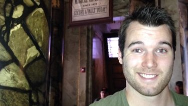 Devon Staples, 22, died in a fireworks accident in Maine.