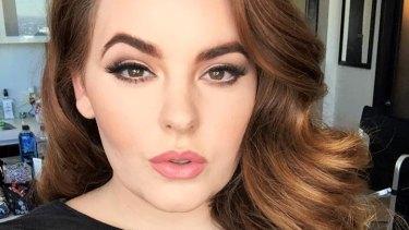 Glamour: Tess Munster.
