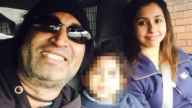 Dave Pillay and Tasmin Bahar were found dead in a house in Smithfield. Their daughter, 3, was found sleeping in the house at the time.
