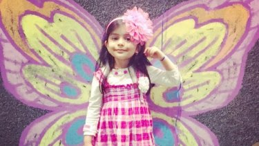 Vanika Idnani is one of three children who died from flu this year, as reported by NSW Health.