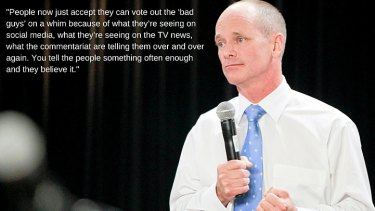 A quote from Can Do: Campbell Newman and the Challenge of Reform by Gavin King.