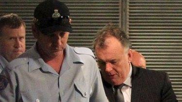 Former detective and true-crime author Glen McNamara.