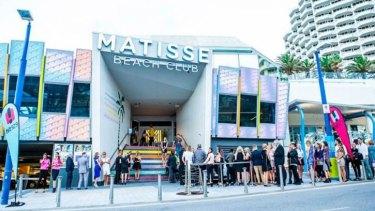 Matisse Beach Club Has Ceased Trading.