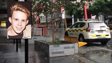 Cole Miller died after a one-punch attack in Brisbane's Fortitude Valley on January 3, 2016.