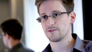Snowden leaked US internet and phone monitoring details.