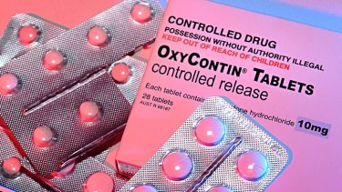 Some users were injecting prescribed drugs such as oxycodone.