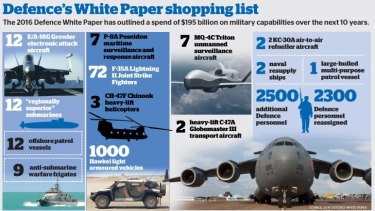 Defence white paper.
