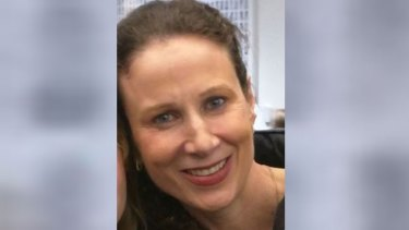 Missing woman Elisa Curry.