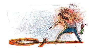 Illustration: Simon Bosch