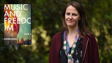 Zoe Morrison, author of