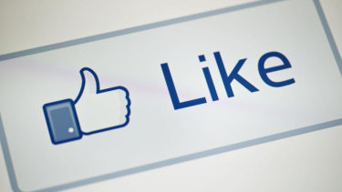 Looks harmless enough ... but Facebook has been collecting data about users' activity whether they like a site or not.