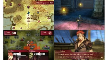 In addition to the overworld map, battle system and character portrait dialogue fans will be used to, Valentia introduces full 3D exploration.