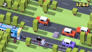 Australian successes like Crossy Road could happen more often if their creators had the kind of support those working in other media enjoy.